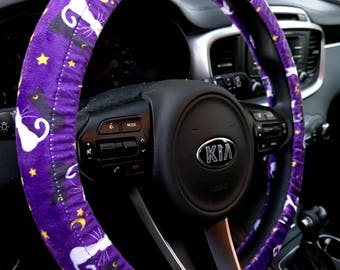 Sailor Moon Cat Steering Wheel Cover