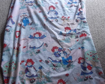 Raggedy Ann Raggedy Andy Fitted Sheet Raggedy Dog Raggedy Cat Free Shipping