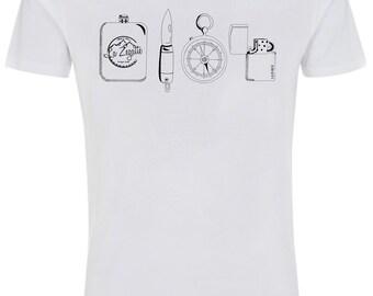 The Zegatte Survival Kit T-Shirt