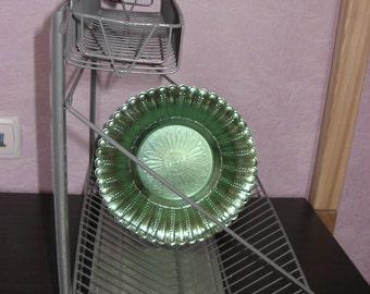 Soviet Vintage dish  rack Kitchen plate-rack  Dish draining rack USSR