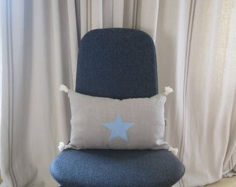"Cushion Design Dalilafee, Collection ""Ah! Beautiful Star"""