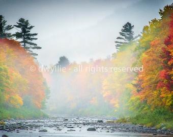 Carrabasset River, Maine