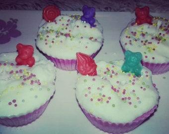 Cupcake delicious exotic scent