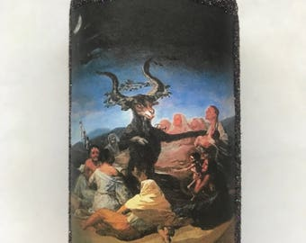 Witches Sabbath Altar Candle