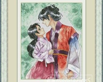 Moon Lovers: Wang So and Hae Soo