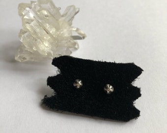 Southwest Stud Earrings made with .925 Sterling Silver - Handmade Jewelry for the free spirit