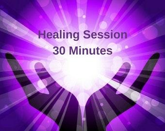 Distance Reiki Healing - Energy Healing - Distant Healing - Crystal Healing - Angel Healing - Chakra Healing