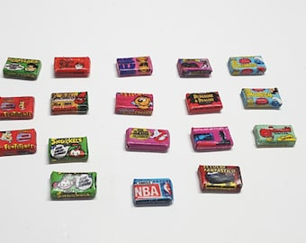 Chewing gum '80