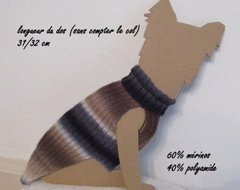 yorkshire or chihuahua sweater