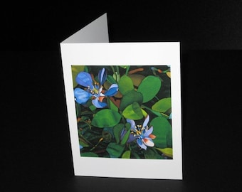 Madera Santa - Greeting Card