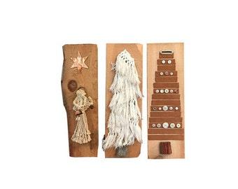 Handmade Bohemian Christmas Decor