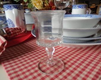 CORDIAL or LIQUEUR GLASS