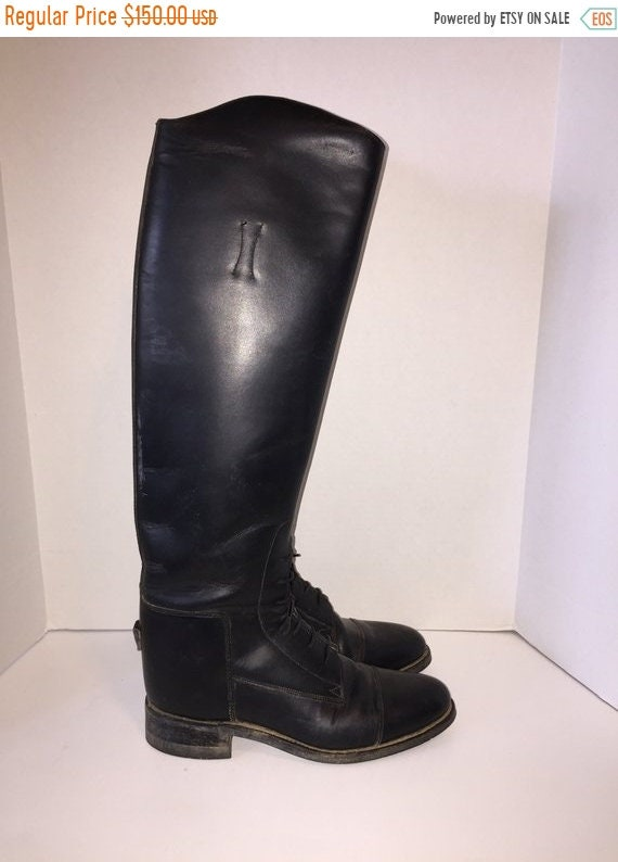 50 Boots boots riding horse womens The Off Closing 6 Tall Equestrian SALE Black 5 Effingham Sw6qS4r