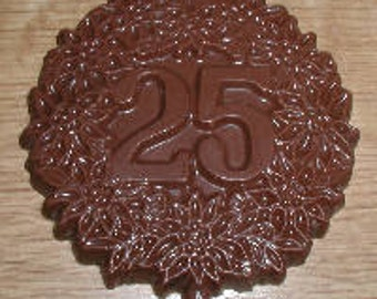 25 Lolly Chocolate Mold