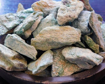 "Fuschite Natural ""Raw"" Stone"