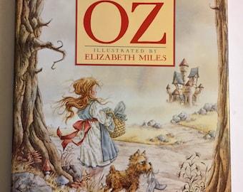 Hardcover Dorothy of Oz Books of Wonder One, signed copy, Roger S Baum, 1989