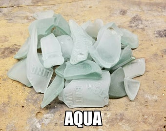 Manufactured Vintage Sea Glass