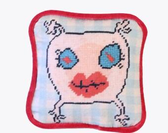love pillow, sweet monster pillow
