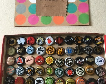Set of US Microbrew beer caps (Lot 3) picture says #2