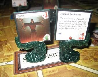 Monster Stands - for Arkham Horror or Eldritch Horror - sets of 6 or 12