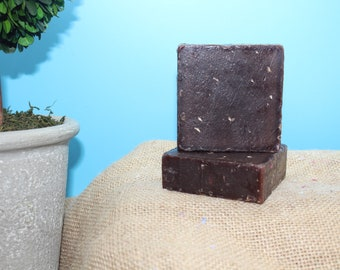 Natural Vanilla Bar Soap
