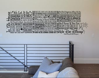 Quote Wall Decal Etsy