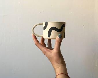 Noodles white mug
