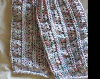Crochet Pastel Legwarmers