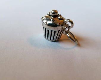 Stitch Marker Cupcake