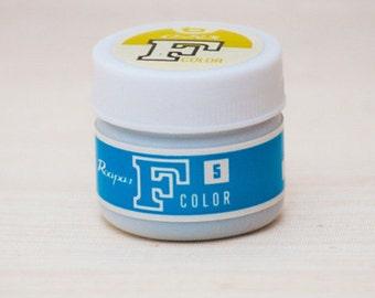 Dye art flower (powder) 10g. F 5, Color Blue 10g