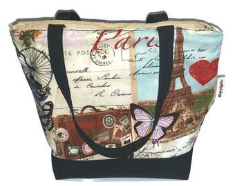 Child's lunch box / lunch bag / lunch bag. Insulated, thermos, insulated. Paris