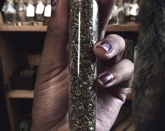 Organic Fair Trade Ethical Herbal Tea Spell Blend for Protection