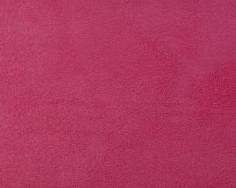 Pink goatskin nubuck coupon