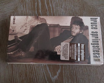 Bruce Springsteen Tracks CD Box Set Music Sealed 1998 Deluxe Rock n Roll The Boss Columbia