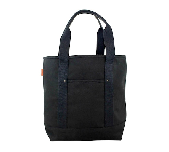 Black Statement Tote