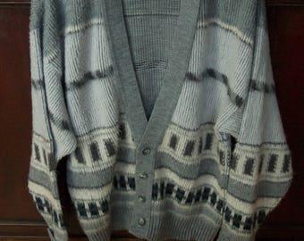 Vintage London Fog Cardigan Sweater