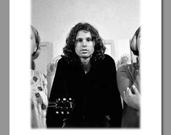 Audition: Jim Morrison, The Doors, Limited Edition Print, 8x10, Signed, Photograph, Collectable, Vintage, Rare
