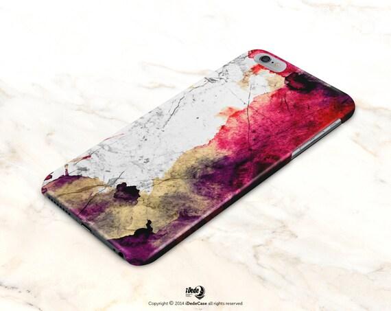 Marble iPhone 6 case watercolor iPhone 6 plus case iPhone 5 case iphone 5s case LG G4 case marble Samsung S6 Edge case samsung S5 case 380