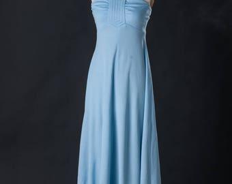 Vintge 70s Summer Dress