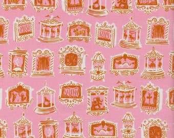 Penny Arcade Pink - Penny Arcade - Kimberly Kight - Cotton + Steel  Available in Yards, Half Yards, Fat Quarters 3023-1