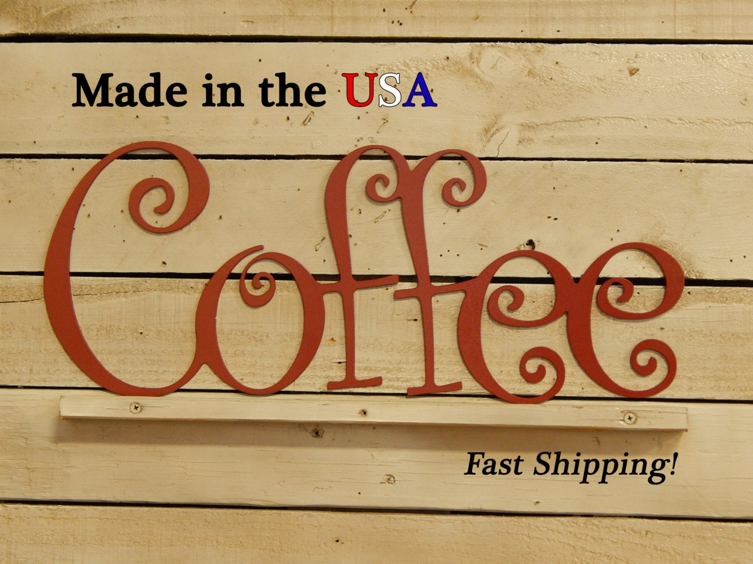 Amazing Coffee Metal Wall Art Vignette - The Wall Art Decorations ...