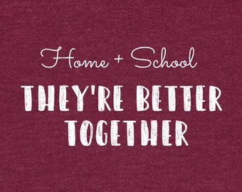 Home + School, They're Better Together Heather Cardinal