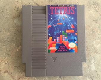 Tetris NES Nintendo Video Game for Nintendo System
