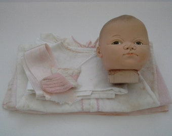 Vintage Miss Peep Doll, Miss Peep Clothing, Miss Peep Clothes, Cameo Doll Clothes, Cameo Doll Clothing, Cameo Doll Parts, Doll Clothes