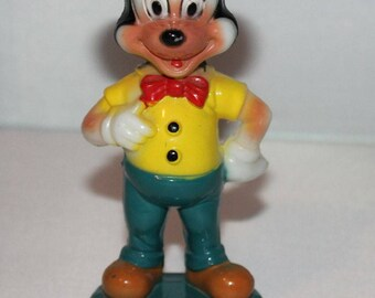 Mickey Mouse 1950 plastic
