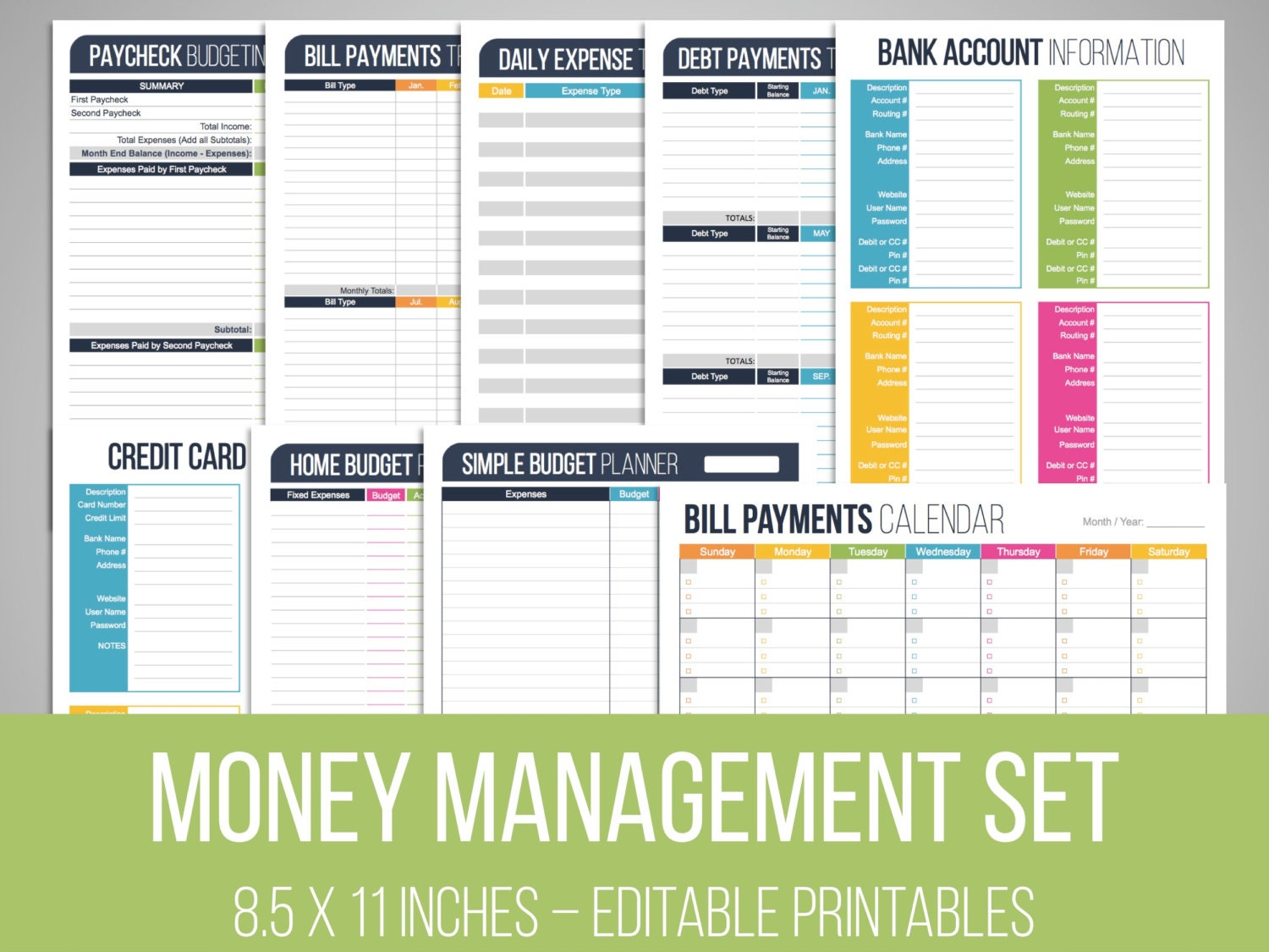 financial organizer planner koni polycode co