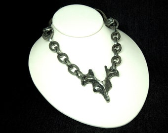 Dolphin Vertebra Necklace