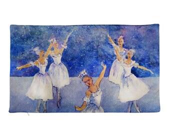 Dance of Snow Queen Rectangular PILLOW CASE ONLY
