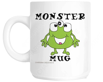 Monster Novelty Fun Mug CH136