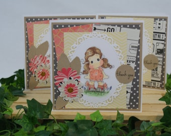 Thank You #1 Greeting Card